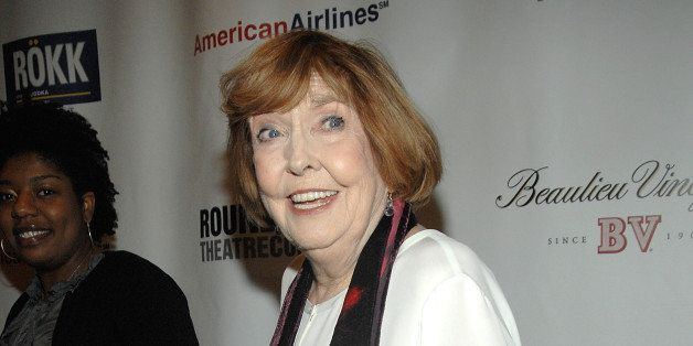 NEW YORK, NY - MARCH 14:  Anne Meara attends Roundabout Theater Company's 2011 Spring Gala at Roseland Ballroom on March 14,