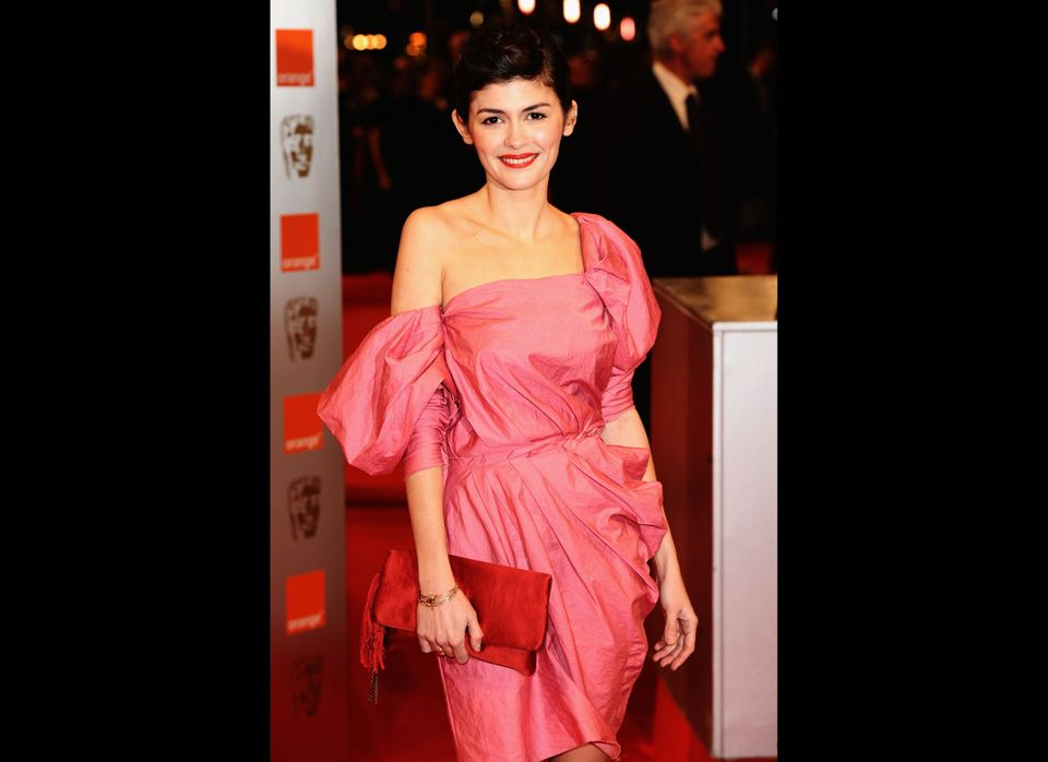 "Audrey Tautou first caught the eyes of American film goers with the success of her 2001 film, ""Amelie"" before hitting theater"