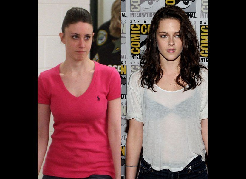 """After Casey Anthony's shocking """"not guilty"""" verdict, rumors began swirling that Kristen Stewart would take on the role of the"""