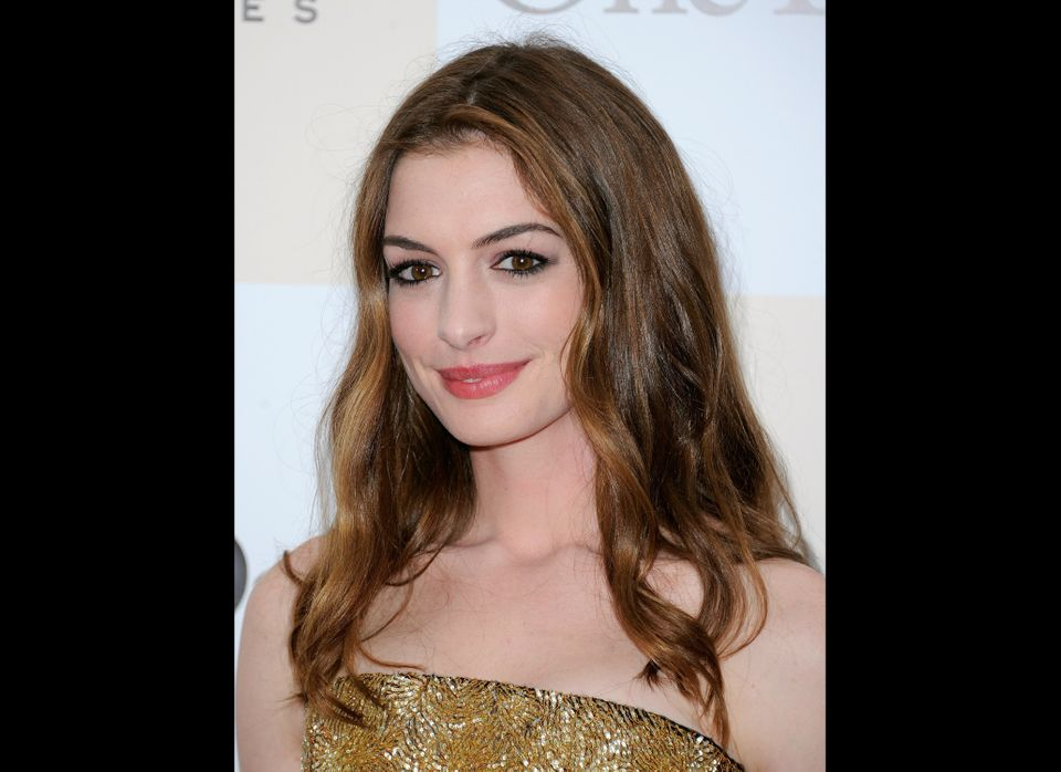 """<strong>Who: </strong>Anne Hathaway <strong>Why: </strong>2008's """"Rachel Getting Married"""" and last year's """"Love and Other Dr"""