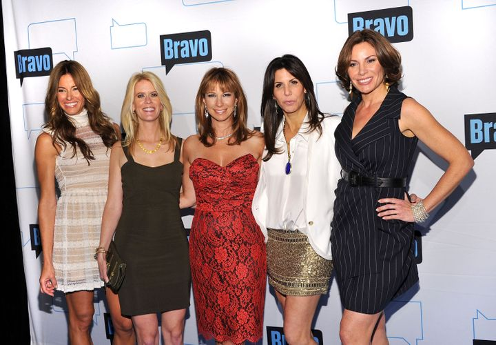 Jill Zarin, Alex McCord Destroyed After 'Housewives'   HuffPost