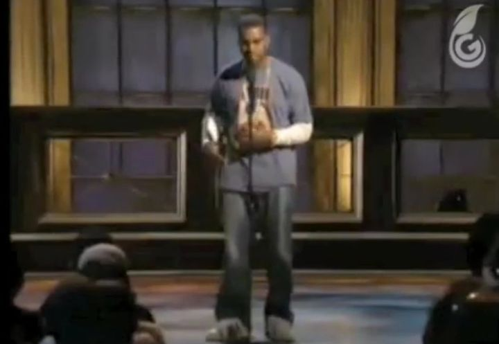 Kanye's Spoken-Word Poetry Before He Was Famous (VIDEO) | HuffPost