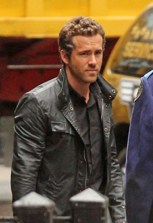 Ryan Reynolds: Filming 'RIPD' In Boston (PHOTO) | HuffPost