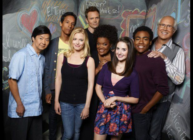 "<strong>SNUB:</strong> ""Community"" for Best TV Series, Comedy