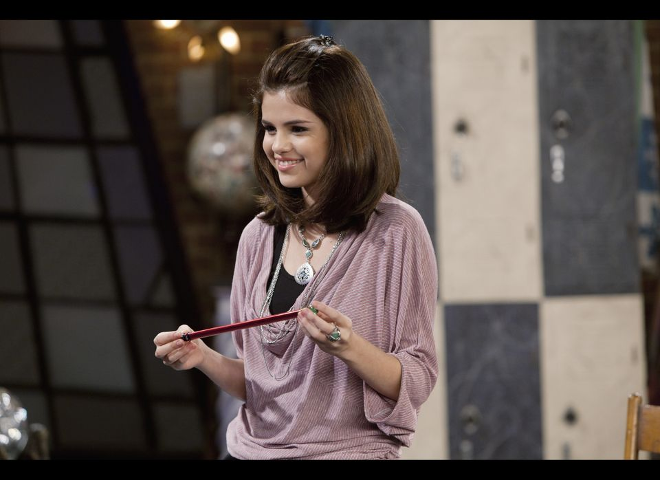 "Alex, the middle and only female Russo child on ""<a href=""http://www.aoltv.com/show/wizards-of-waverly-place/186182"" target="""