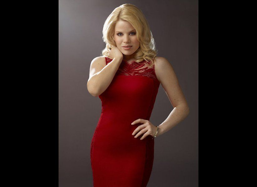 <strong>Megan Hilty on playing Ivy Lynn: 
