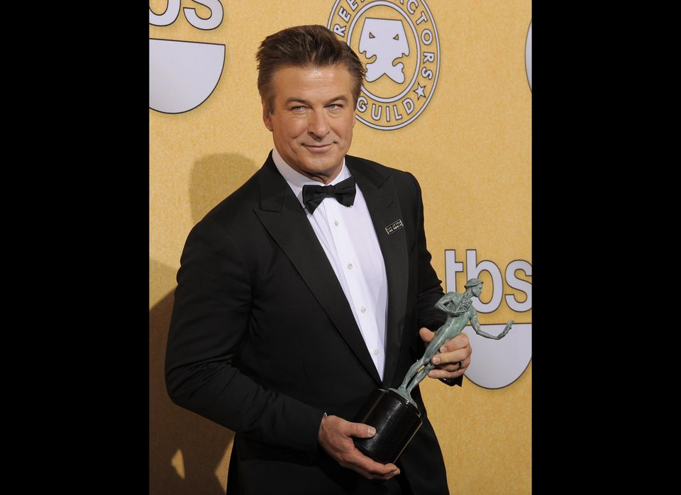 "Outstanding Male Actor in a Comedy Series: Alec Baldwin, ""30 Rock."""