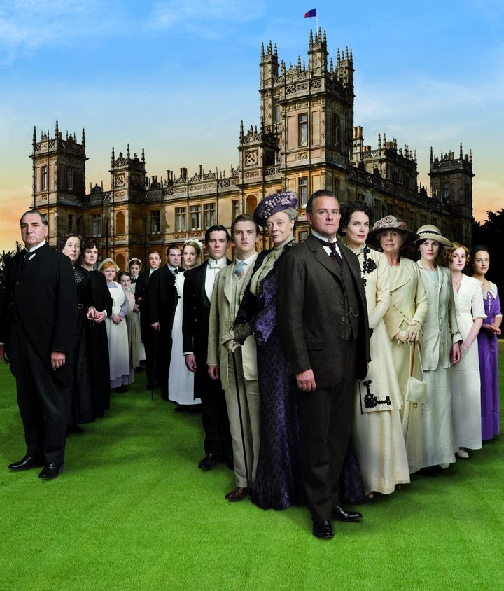 Downton Abbey' Season 2 Finale Scores Highest PBS Ratings In