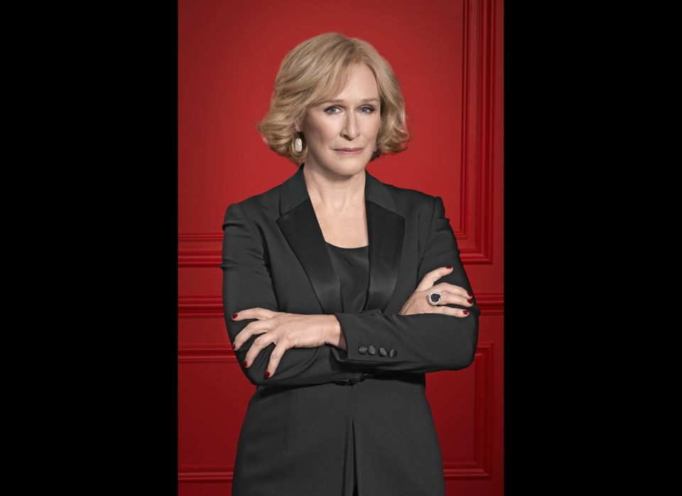 Glenn Close as Patty Hewes