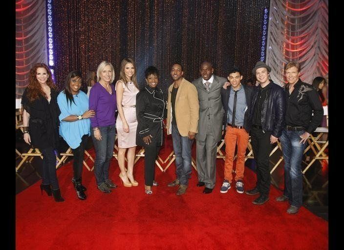 """<strong>""""<a href=""""http://www.aoltv.com/show/dancing-with-the-stars-9/187511"""" target=""""_hplink"""">Dancing With The Stars</a>"""" (8"""