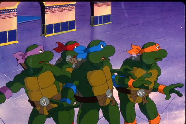 Teenage Mutant Ninja Turtles Original Cartoon Top 10 Rediscoveries Upon Rewatching Huffpost