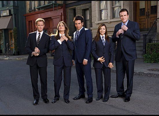"""""""How I Met Your Mother"""" (8 p.m. ET on CBS) <br> Ted, Marshall and Barney embark on another """"trilogy time,"""" where they get t"""