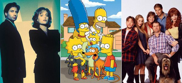 Fox 25th Anniversary J Abrams Howard Gordon And More On The Simpsons X Files Married With Children Other Shows