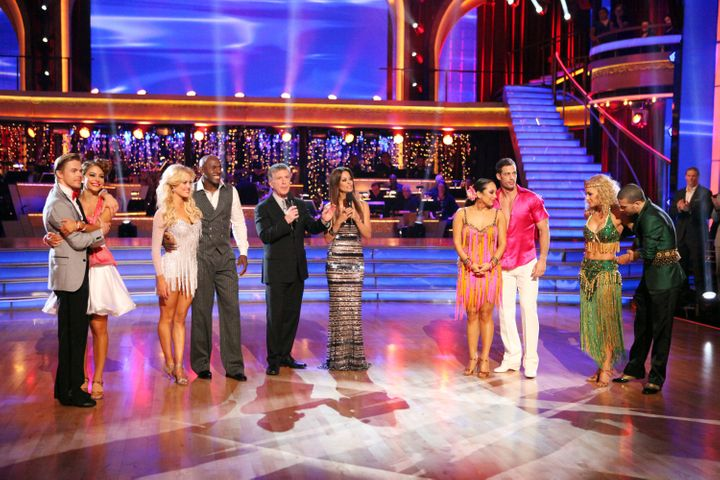 'Dancing With The Stars' Elimination: Maria Menounos ...