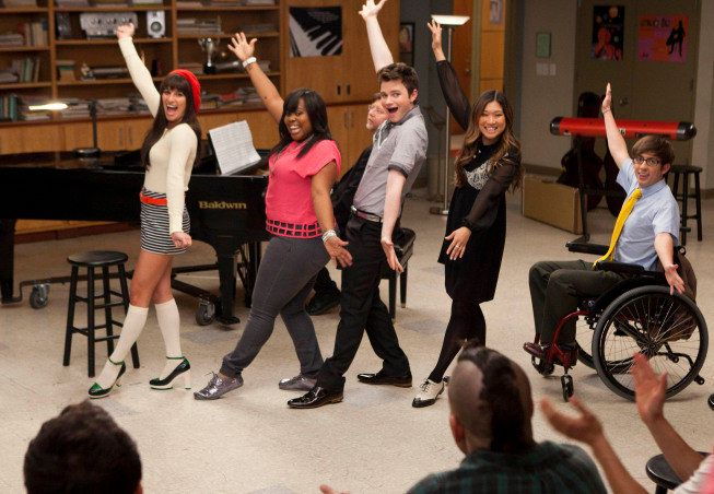 Glee' Season 3 Finale Recap: Places I Remember | HuffPost