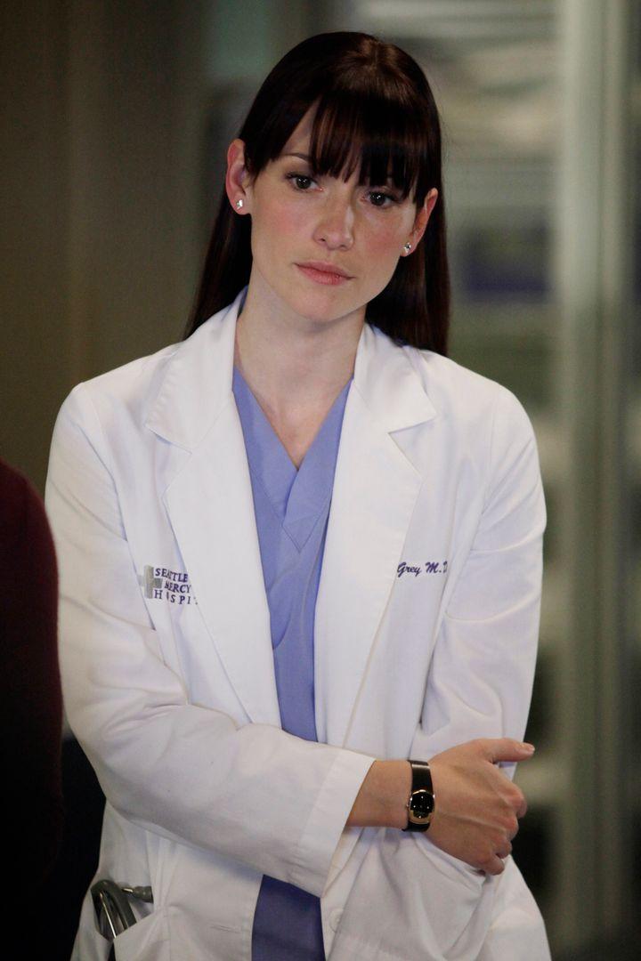 Chyler Leigh On \'Grey\'s Anatomy\' Exit: Actress Talks Death Of Lexie ...