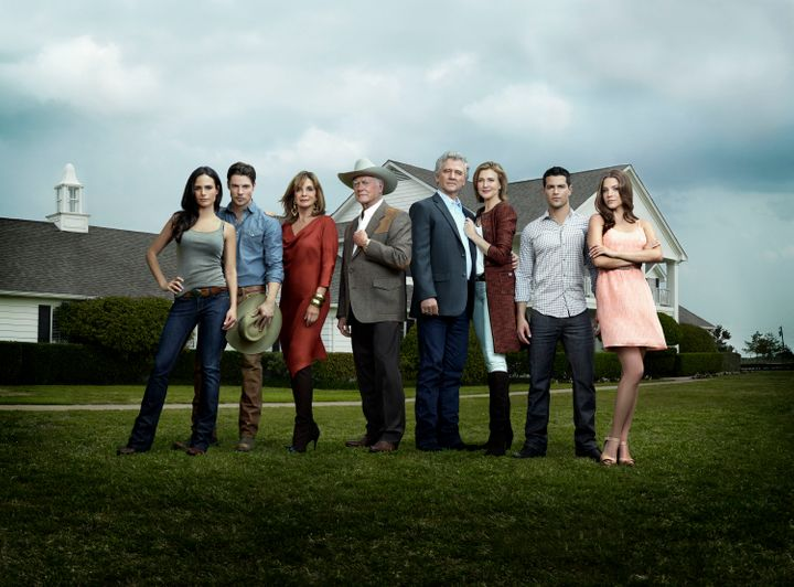 Dallas' Returns On TV: Interviews With The Cast, New And Returning