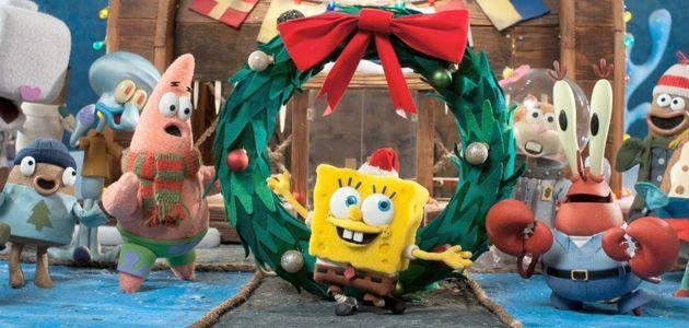 Nickelodeon Christmas Specials.Spongebob Squarepants Christmas Special Stop Motion It S