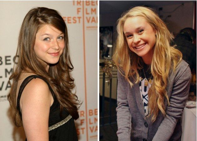 Melissa Benoist And Becca Tobin Join 'Glee' Season 4 And