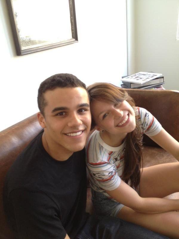 Glee' Season 4 New Cast: Jacob Artist And Melissa Benoist On