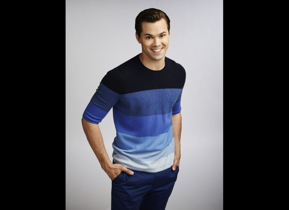 """After a hilarious stint on HBO's """"Girls"""" (which he'll also return to for Season 2), we're thrilled that Rannells ended his To"""