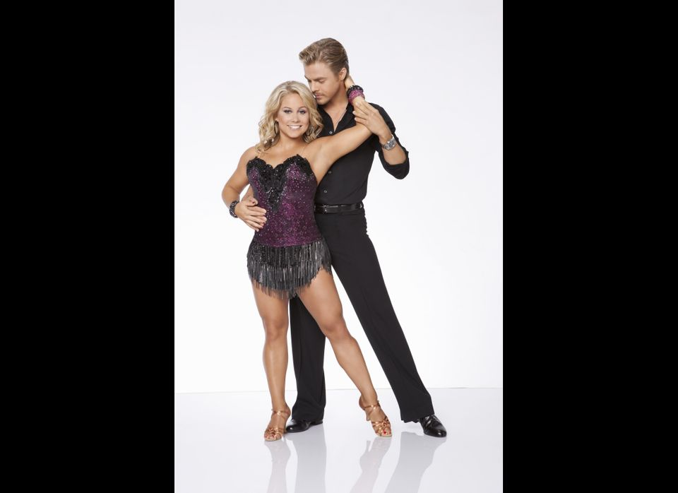 Shawn Johnson, Derek Hough