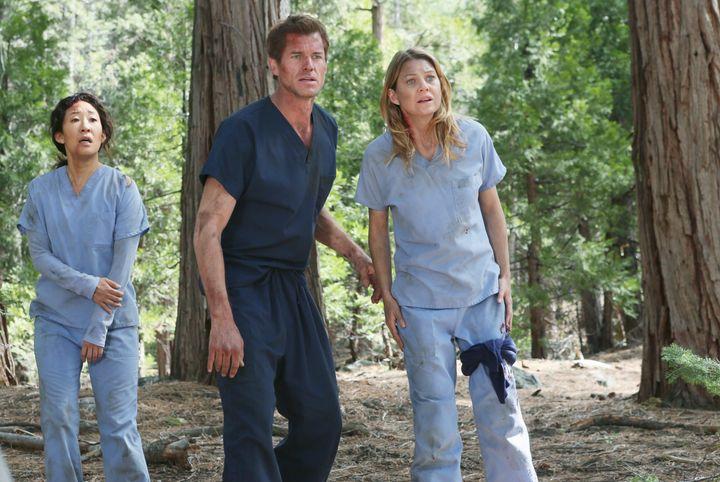 Greys Anatomy Season 9 Promo Who Will Survive Video Huffpost