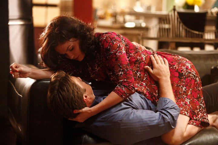 Castle' Season 5: Stana Katic Says It's 'Naughty' And 'Fun