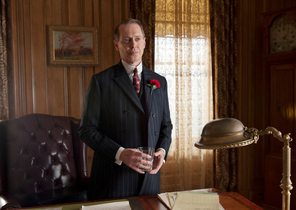 Nucky tried to make Gyp Rosetti a peace offering, not yet realizing there's no bargaining with a terrorist. As a thank you fo