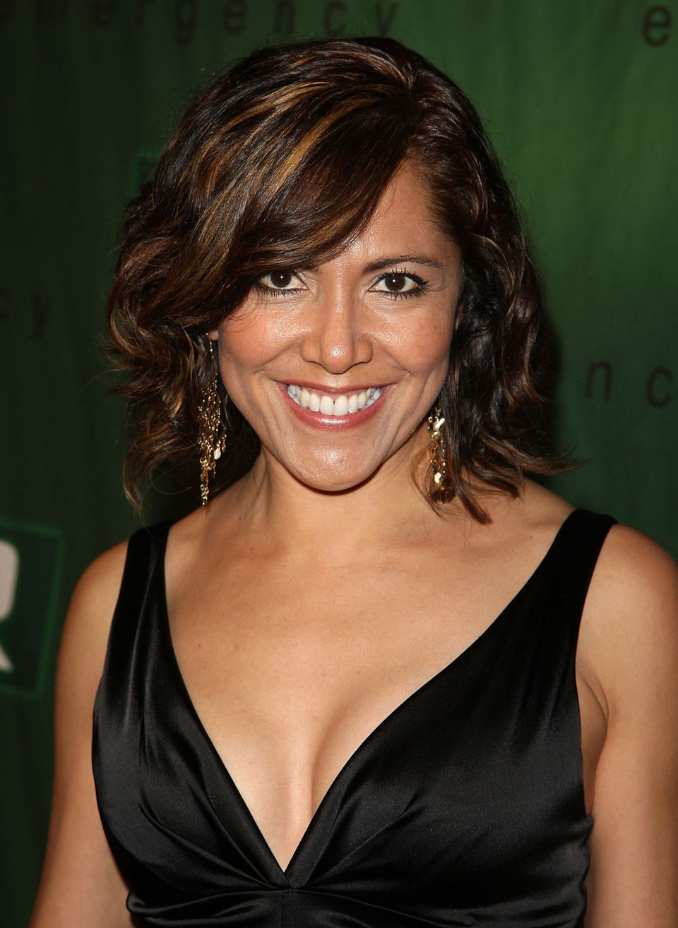 "Laura Ceron is one of six actors to appear in all 15 seasons of ""ER."" Ceron played Chuny Márquez starting in the Season 1 epi"