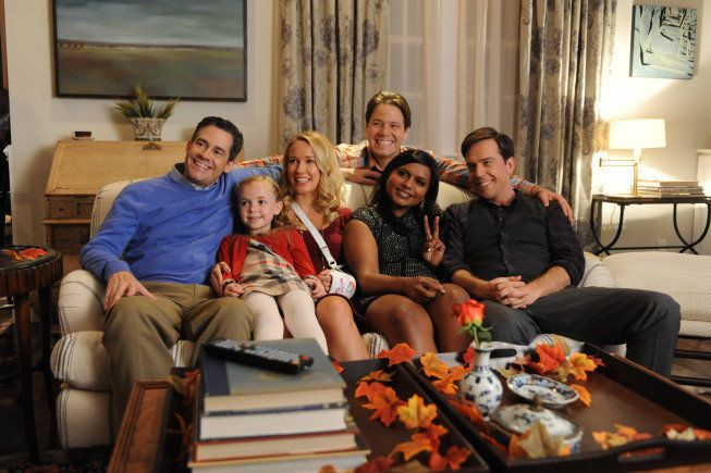 The Mindy Project' Season 1, Episode 6 Recap: 'Thanksgiving