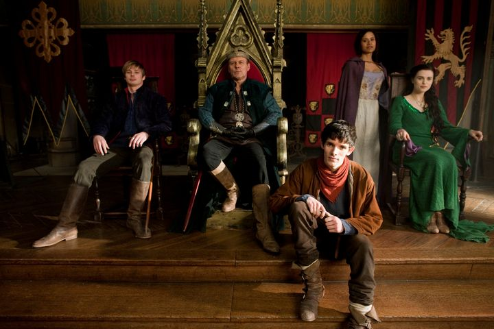 Merlin' Canceled: BBC One Series To End After Season 5