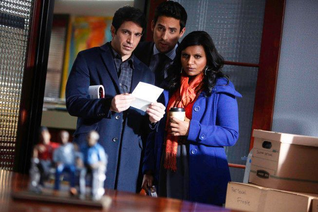 The Mindy Project' Season 1, Episode 8 Recap: 'Two To One