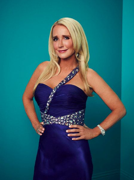 """Real Housewives of Beverly Hills"" star Kim Richards"