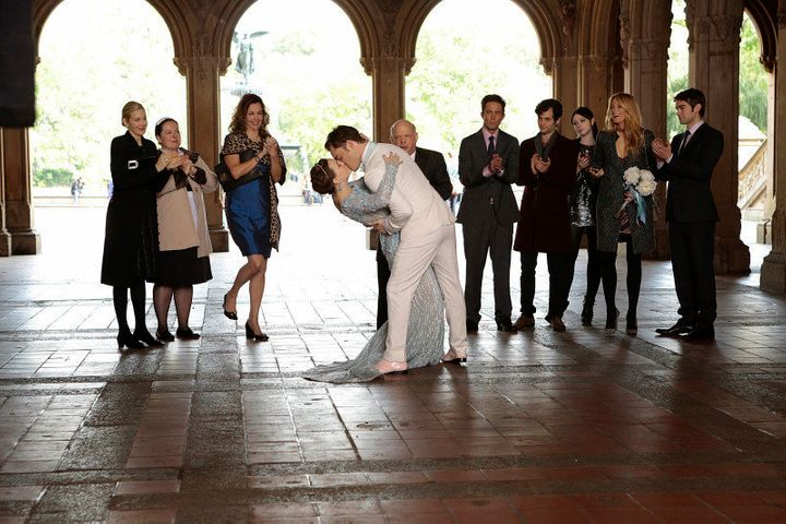 The End Of Gossip Girl Chair Vs Dair Huffpost