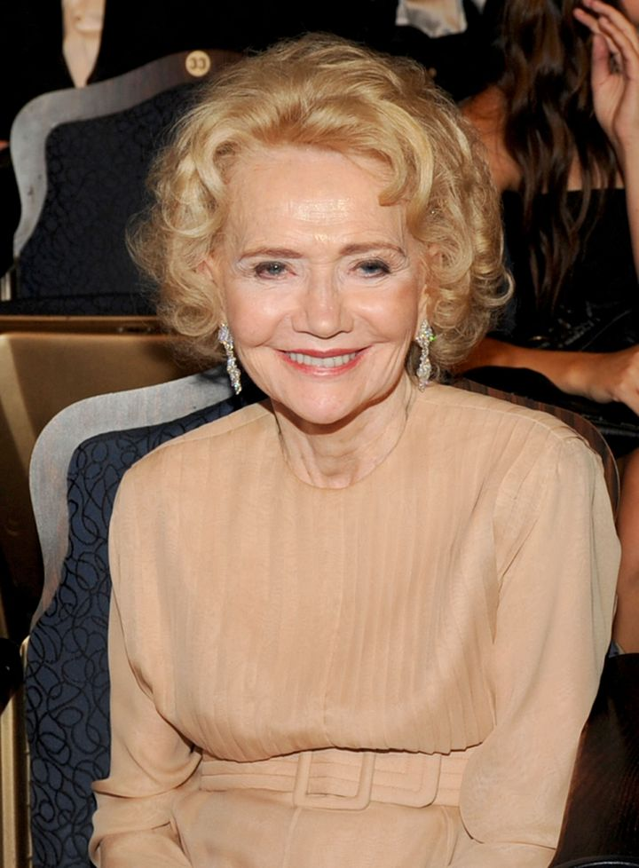 LAS VEGAS - JUNE 27:  Actress Agnes Nixon attends the 37th Annual Daytime Entertainment Emmy Awards held at the Las Vegas Hil