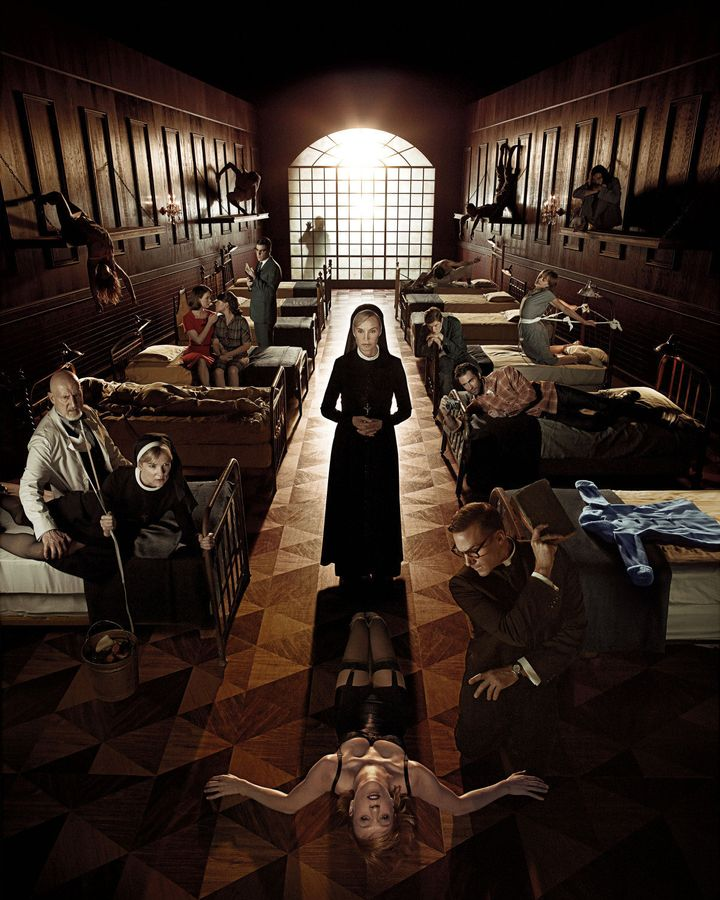 American Horror Story: Asylum' Finale Recap: 'Madness Ends