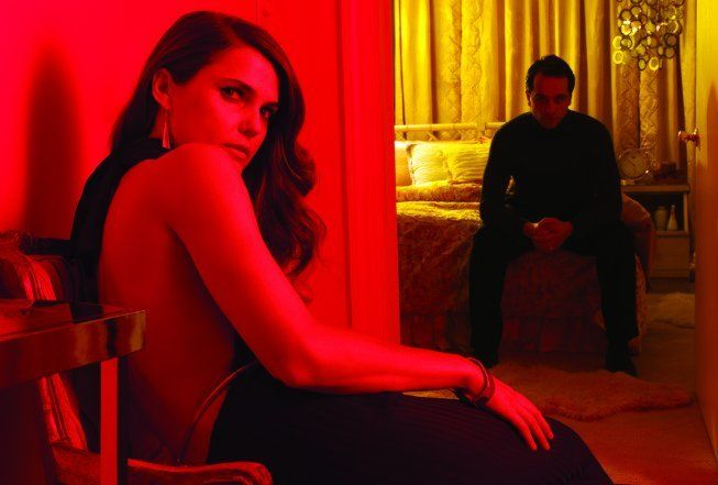 The Americans Premiere Keri Russell And Matthew Rhys Talk Sex Spy Games And America Vs Russia