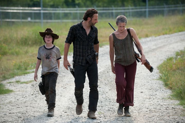 the walking dead season 3 will continue to push the evenlope