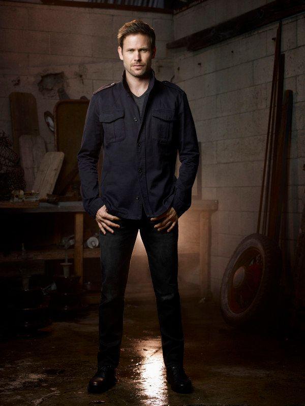 Matt Davis Vampire Diaries