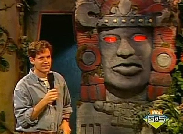 Legends Of The Hidden Temple' Contestant Talks 1990s