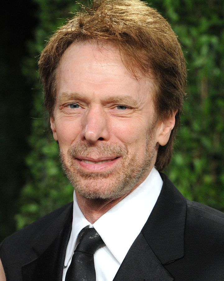 WEST HOLLYWOOD, CA - FEBRUARY 24: Producer Jerry Bruckheimer attends the 2013 Vanity Fair Oscar party at Sunset Tower on Febr