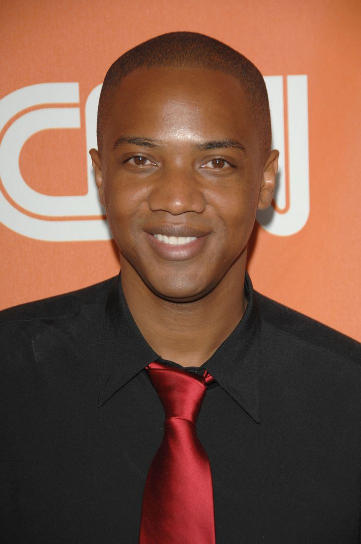 BEVERLY HILLS, CA - JULY 11:  Actor J. August Richards  attends the 2008 Summer TCA Tour Turner Party at the Beverly Hilton H