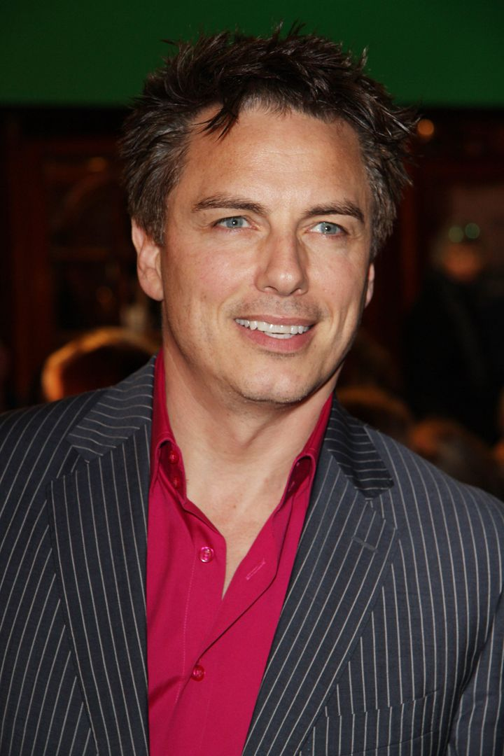 LONDON, UNITED KINGDOM - NOVEMBER 28: John Barrowman attends the Macmillan Centenary Gala at London Palladium on November 28,