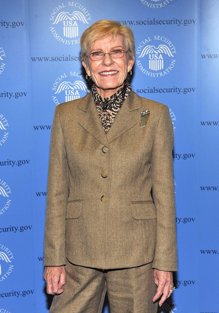 NEW YORK, NY - APRIL 06:  Actress Patty Duke attends the official launch of George Takei and Patty Duke's Social Security Adm