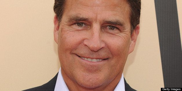 CULVER CITY, CA - APRIL 17:  Actor Ted McGinley arrives at the 8th Annual TV Land Awards at Sony Studios on April 17, 2010 in