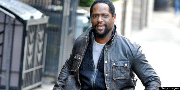 NEW YORK, NY - APRIL 02:  Blair Underwood reprising the ttle role in the Nbc-Tv pilot 'Ironside'  on April 2, 2013 in New Yor