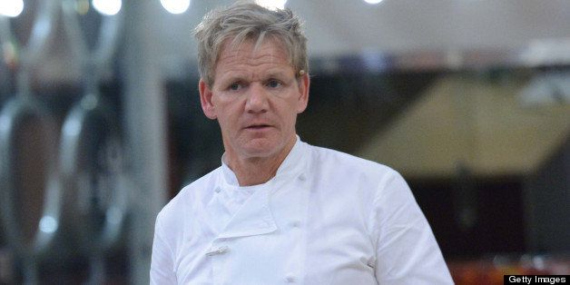 hells kitchen chef ramsay in the top14 chefs compete episode of hells kitchen - Fox Hells Kitchen