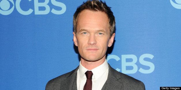 NEW YORK, NY - MAY 15:  Neil Patrick Harris attends CBS 2013 Upfront Presentation at The Tent at Lincoln Center on May 15, 20