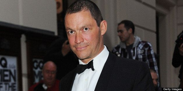 LONDON, ENGLAND - SEPTEMBER 04:  Dominic West attends the GQ Men of the Year Awards 2012 at The Royal Opera House on Septembe
